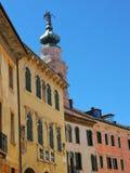 议院在贝卢诺的中心 库存图片