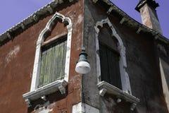 议院在Murano 免版税库存图片