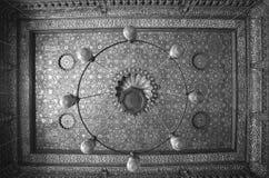 议院天花板 库存照片