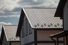 议院屋顶 免版税库存图片