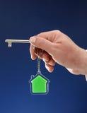 议院钥匙 免版税库存照片