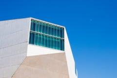 议院音乐(住处da Musica)在波尔图 库存图片