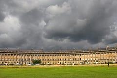 议院马戏在巴恩,萨默塞特,英国 库存图片