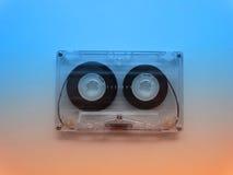 记录器的卡型盒式录音机 库存照片
