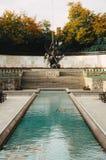 记忆庭院,都伯林 库存图片