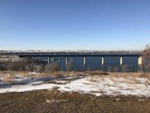 许多桥梁 库存图片