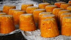 许多棕榈糖 免版税库存图片