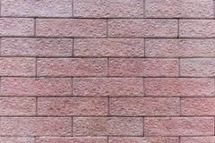 许多砖的砖老纹理墙壁 免版税图库摄影