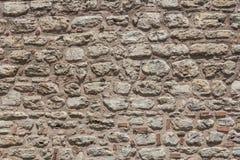 许多砖的砖老纹理墙壁 库存照片