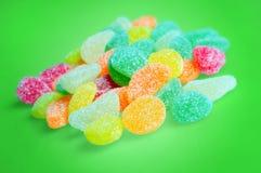 许多糖果 库存照片
