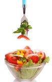 许多蔬菜 库存照片