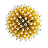 许多铅笔 库存图片