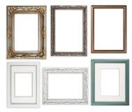 许多画框 免版税图库摄影