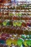 许多玻璃 免版税库存图片