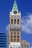 论坛大厦在奥克兰,加利福尼亚 免版税图库摄影