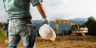 建设中 免版税库存照片