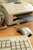 设备办公室 免版税库存图片
