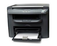 设备多功能办公室 免版税库存图片