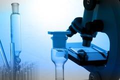 设备实验室 免版税库存图片