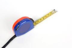 设备打算长度评定评定磁带 库存图片
