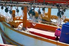 设备捕鱼 免版税图库摄影