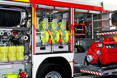 设备救护车 免版税图库摄影