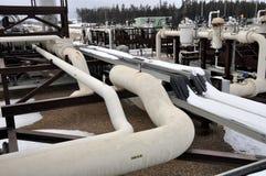 设备油泵沙子 库存图片