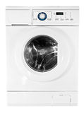 设备洗涤物 图库摄影