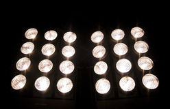 设备照明设备 免版税库存图片