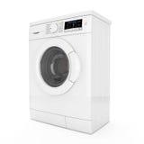 设备现代洗涤物 3d翻译 库存照片