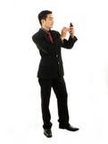 设备移动电话 免版税图库摄影