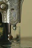 设备缝合的葡萄酒 免版税库存图片