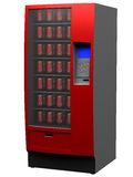 设备自动贩卖机 免版税库存照片