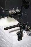 设备被打印的工作 免版税图库摄影