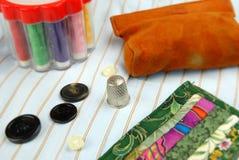 设备裁缝 免版税库存图片