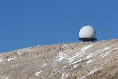设备雷达 库存图片