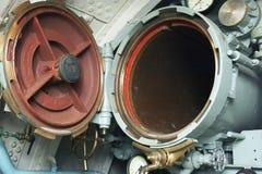设备鱼雷 免版税库存图片