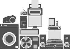 设备 免版税图库摄影