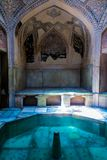 设拉子卡里姆汗城堡07 免版税库存图片