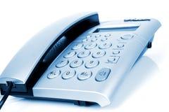 设置电话 免版税库存图片
