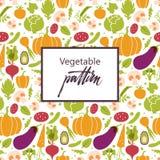 设置蔬菜 健康食物桌 免版税库存图片
