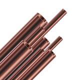 设置钢或铝管子,隔绝 r 向量例证