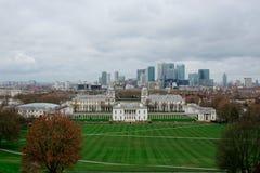 设计例证伦敦地平线您 免版税图库摄影