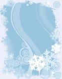 设计冬天 向量例证