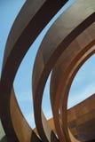 设计博物馆霍隆 免版税图库摄影
