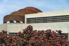 设计博物馆霍隆 库存照片