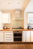 设计员厨房 免版税图库摄影