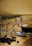 设计和广告的咖啡概念 免版税库存图片