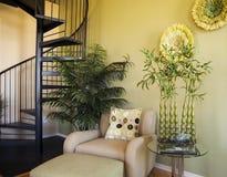 设计家庭内部设计 免版税库存照片