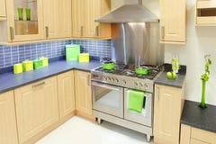 设计家庭厨房 库存图片